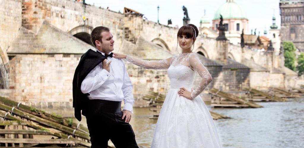 Tina a Petr