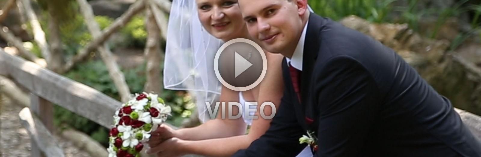 Gabča a Petr - 6.6.2014 - video