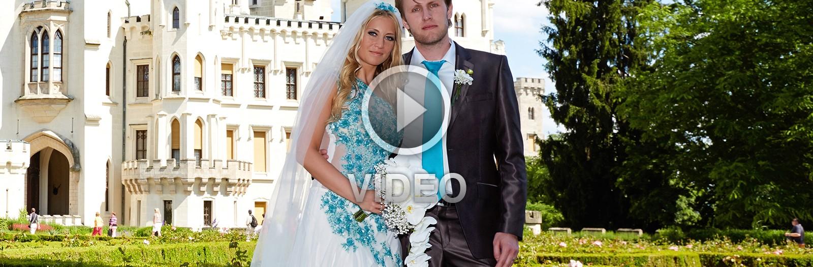 Jana a Martin - 14.6.2014 - video